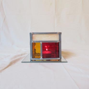 Candle holder Petite Mondriaan