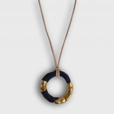 Necklace Cercle d'or