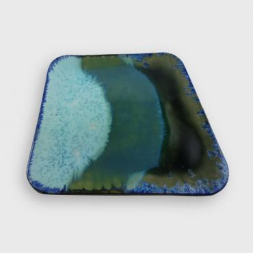 Green and Blue Tray (medium)