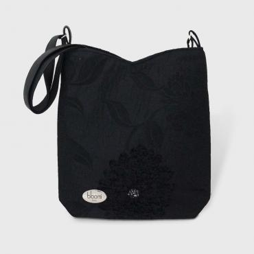Crossbody bag Dahlia black