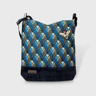 Crossbody bag Royal bee