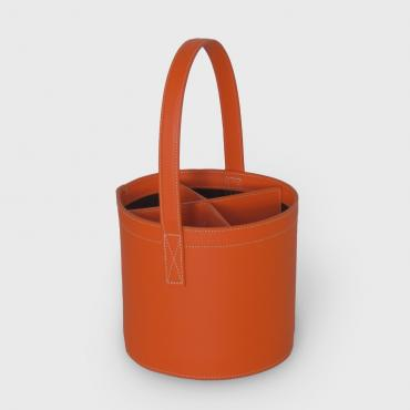 Bottle holder MIDI-BAR Quatro Orange