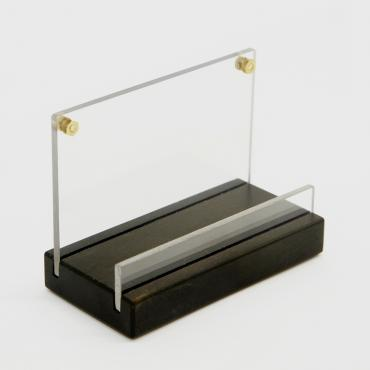 Card holder Transparence