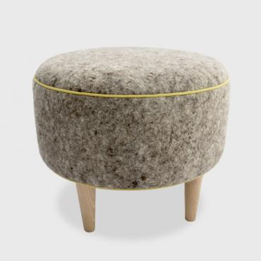 Pouf solange collection Gavrinis