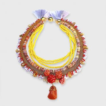 Collier Rocaille