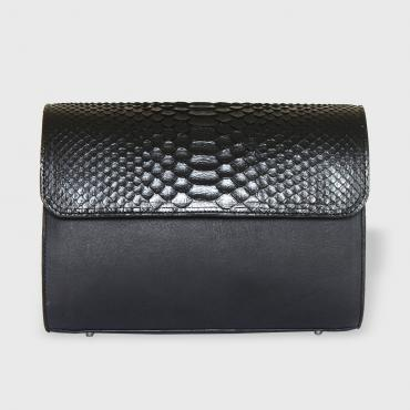 Bag Joan python black