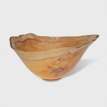 Wooden salad bowl if séculaire