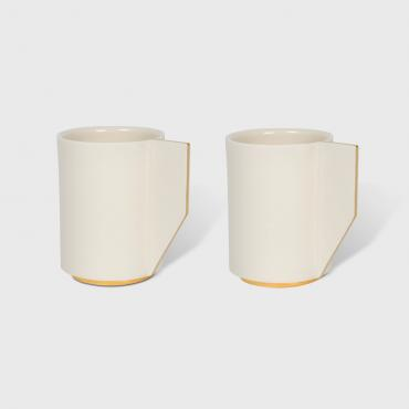 Set of 2 Cups Rendez-vous