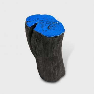 Sculpture SUMI-BLUE
