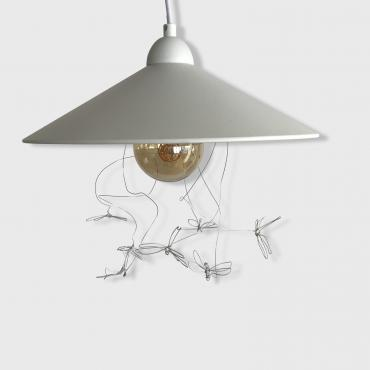 Lampe suspension BUGS 4