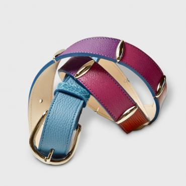 Belt CAMAÏEU MULTICOLORE