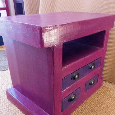 Cofee table with drawers