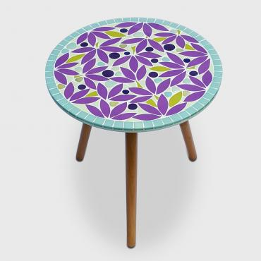 Table d'appoint Jardin Violette