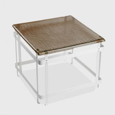 Table basse POTAGER bronze