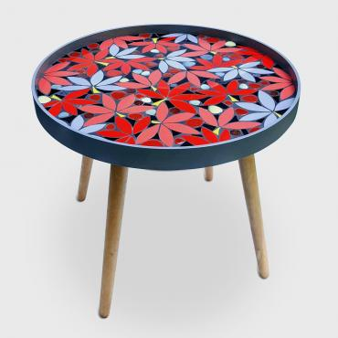 Table Magnolia red