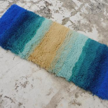 Carpet Couleur plage