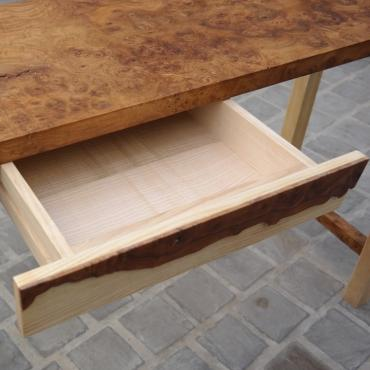 Console table Loupe d'Orme