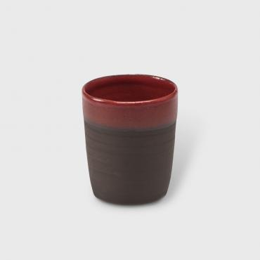 Coffee cup Tokyo red