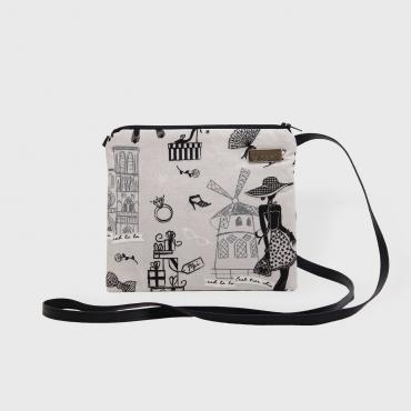Small Crossbody bag Etoile Parisienne