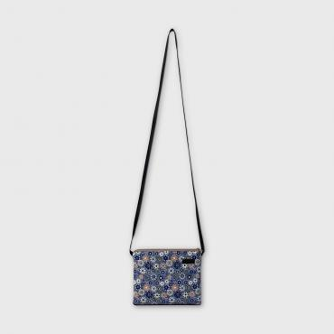 Small shoulder bag Porto Blue