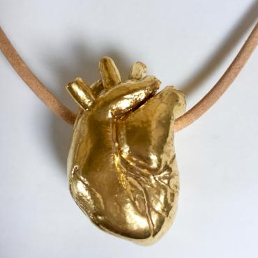 Collier Un Coeur d'Or