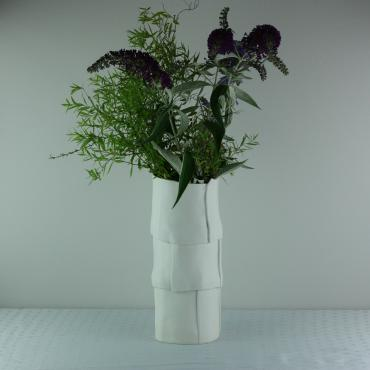 Vase Pages Blanches 2