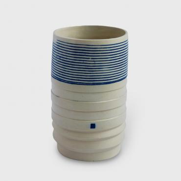 Vase-pot Collection Cobalt