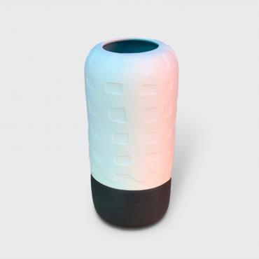 Vase capsule de la collection Quadrille GM