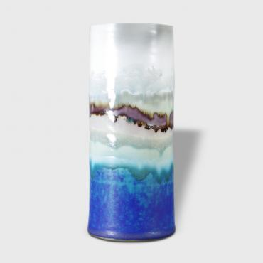 Vase collection Lagon Outremer