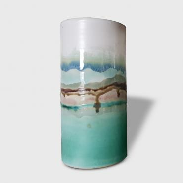 Vase collection Lagon / outremer