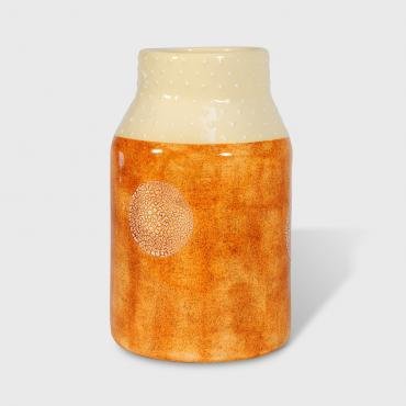 Vase Pot GM Rouille