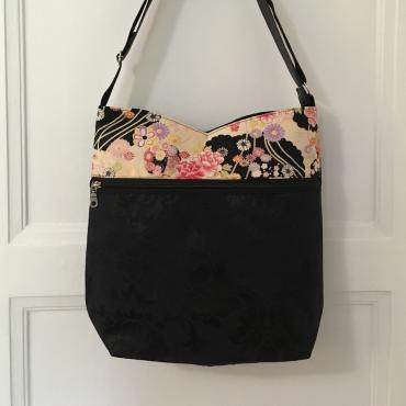 Shoulder bag noeud grand format Tomoko