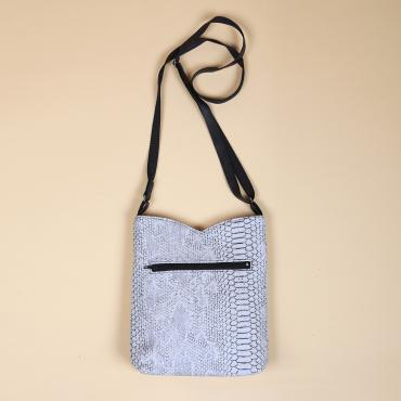 Crossbody bag Serpent grey