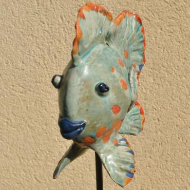 Decorative Fish bisous 1